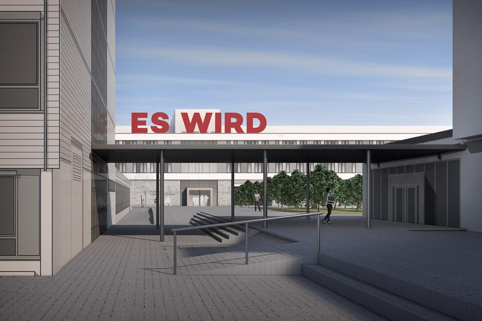 ES WIRD – Kunstwettbewerb Neubau Hochschule-Ludwigshafen