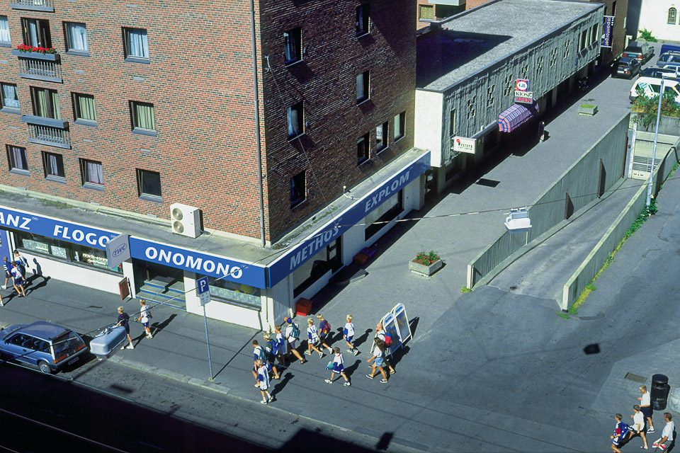 The Word Shop, Oslo 1996