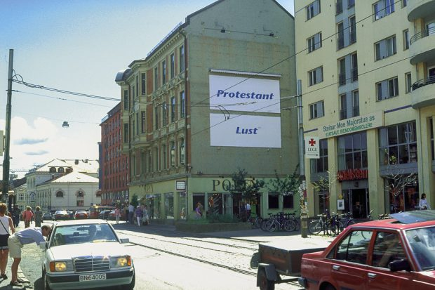 Protestant Lust, Oslo 1996