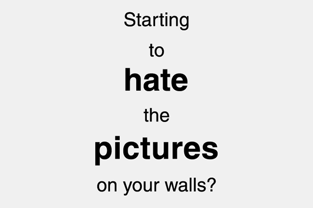 Starting to hate the pictures on your wall? Better get new ones / ask for The Adib Fricke Fine Art Products